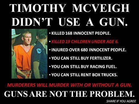 You don't need guns to kill