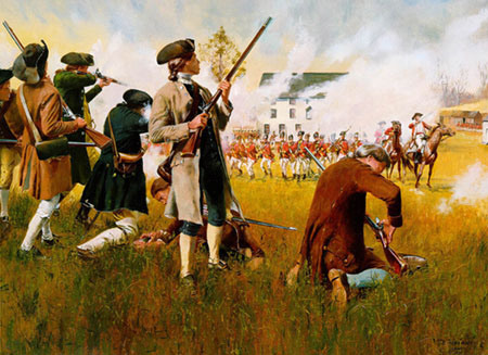 American revolutionaries
