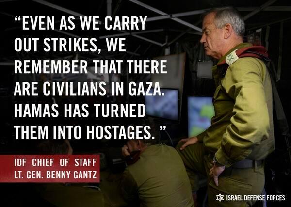 Gaza hostages