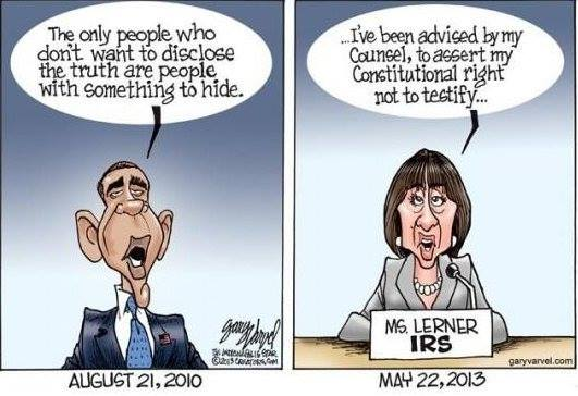 IRS and the truth