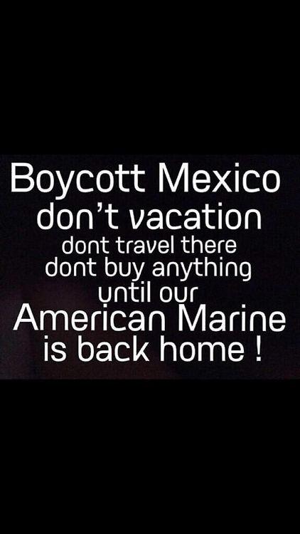 Boycott Mexico