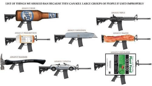 Items that should be banned