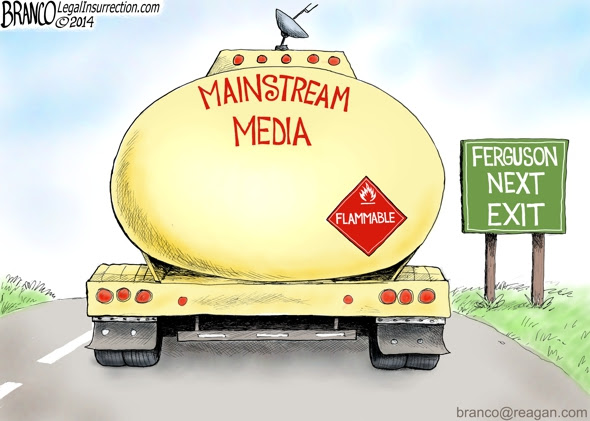 The media's role in all this