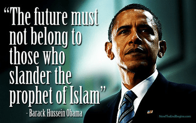 Obama also believes future belongs to Islam