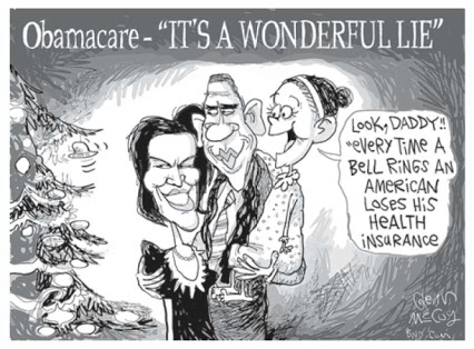 Obamacare and It's a wonderful life