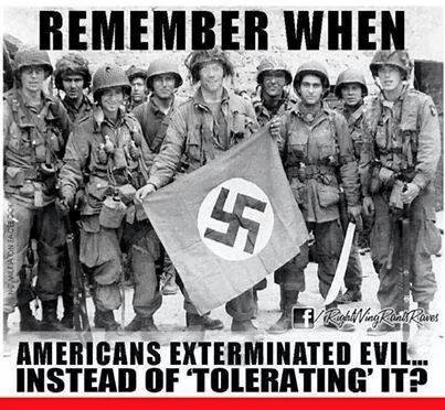 When Americans exterminated evil rather than tolerating it
