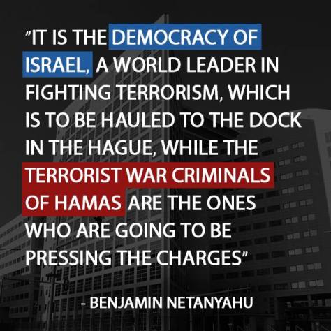 Democrat Israel hauled into dock by terrorist Hamas