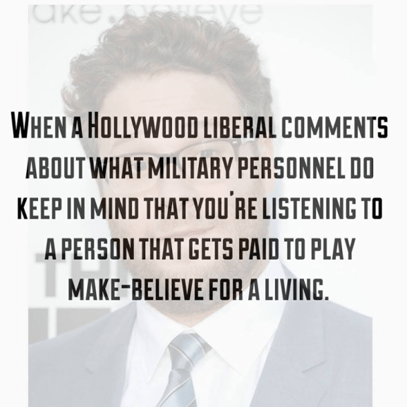 Hollywood stars paid to live in make believe