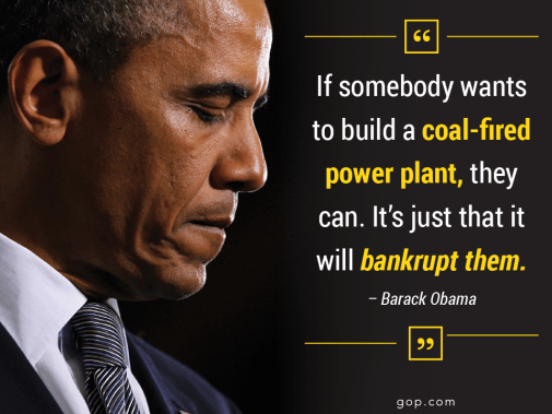 Obama's war on energy