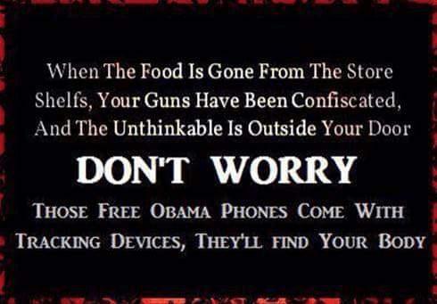 Free Obama phones