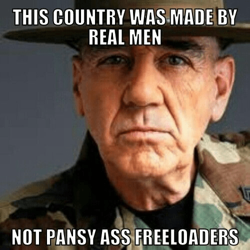 Country made by real men