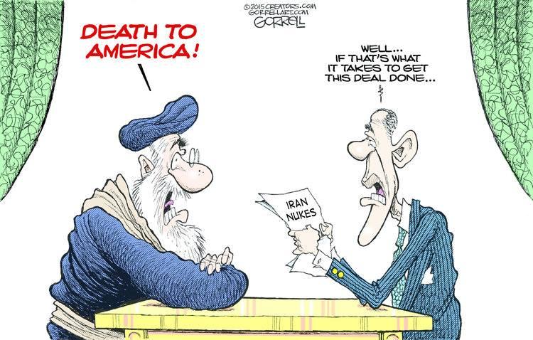 Iran Obama Death to America