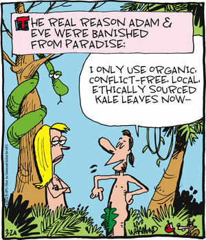 Adam and Eve Paradise