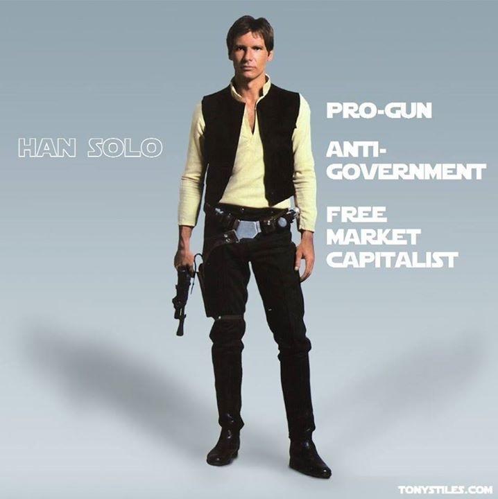 Han Solo conservative