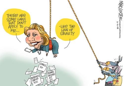 Hillary Laws gravity