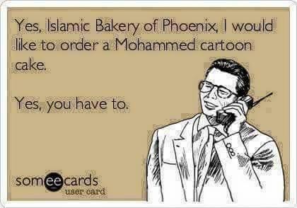 Mohammed cake