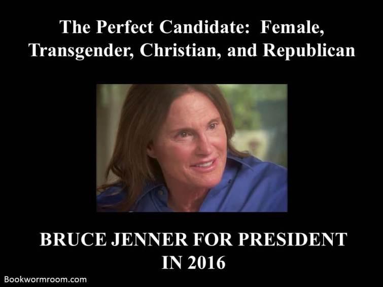 Bruce Jenner for President
