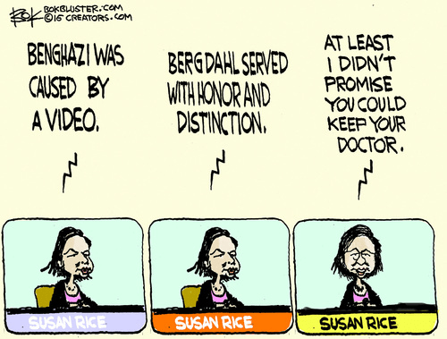 Susan Rice's lies