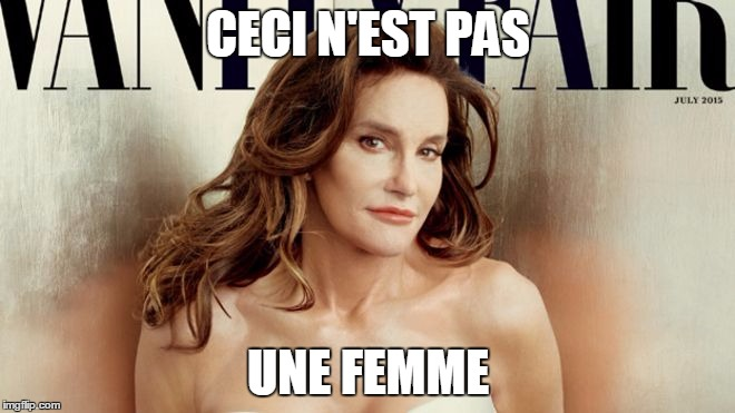 Ceci n'est pas une femme