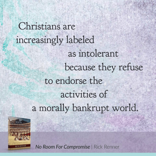 Christians labeled as intolerant