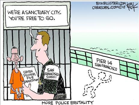 San Francisco sanctuary city