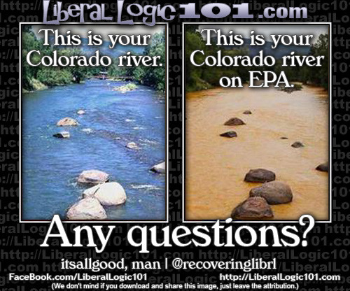 Colorado River on EPA