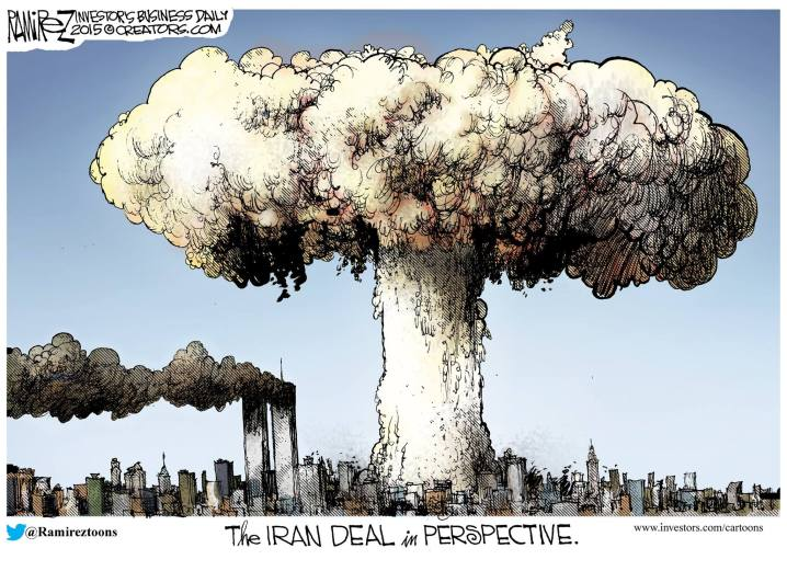 The Iran deal in perspective