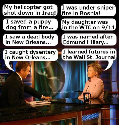 Democrat liars