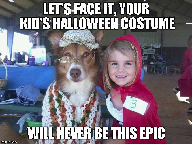 Kids' Halloween costume