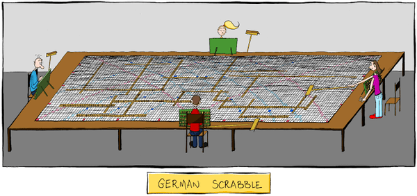 German scrabble