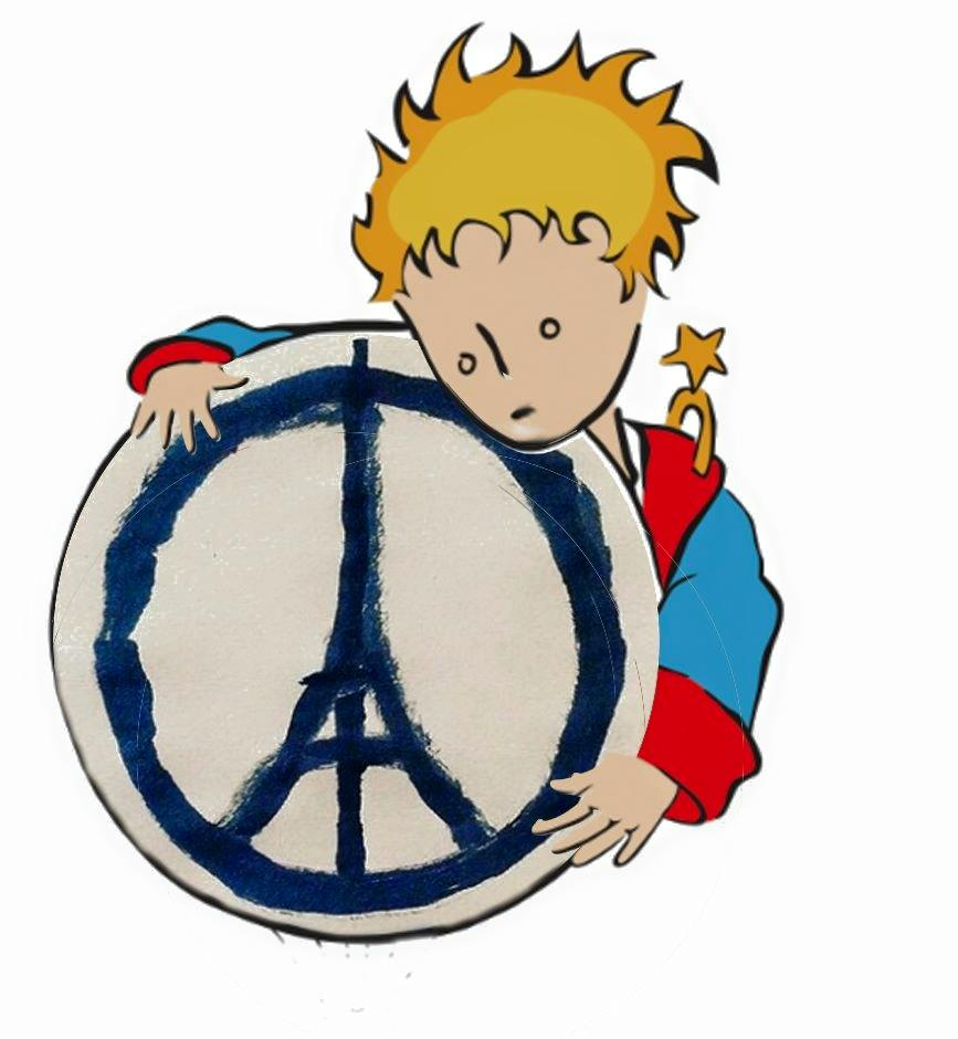 Le Petit Prince Officiel mourns Paris