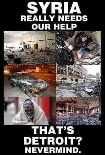 Syria Detroit