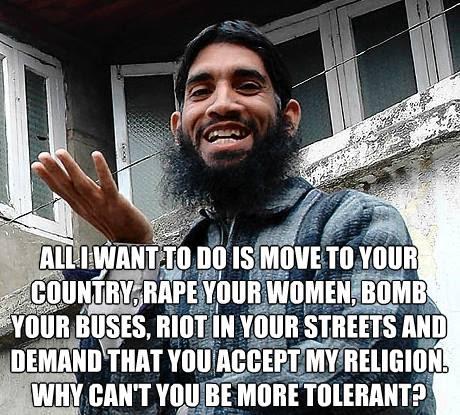 Tolerant Islam