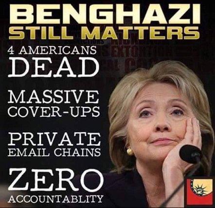Benghazi still matters