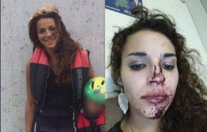 Victim of Muslim rape