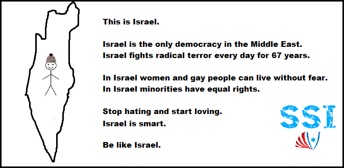 Be like Israel