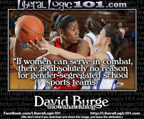Gender segregation sports combat