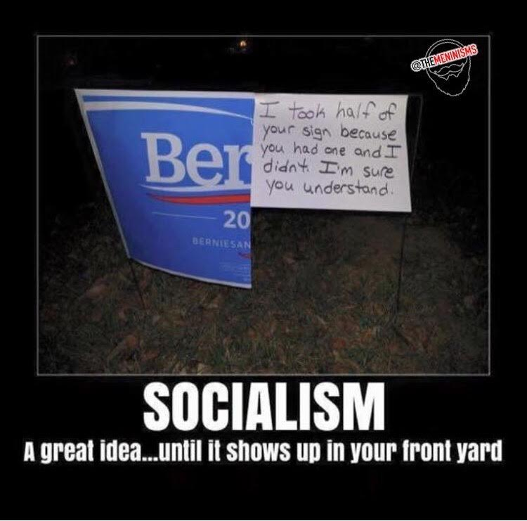 Socialism in your own yard