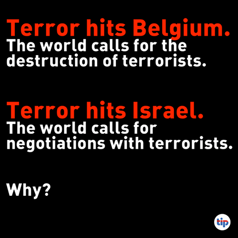 Israel Antisemitism Belgium Europe Terrorism