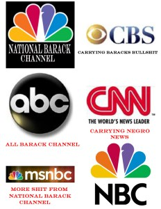 The old media