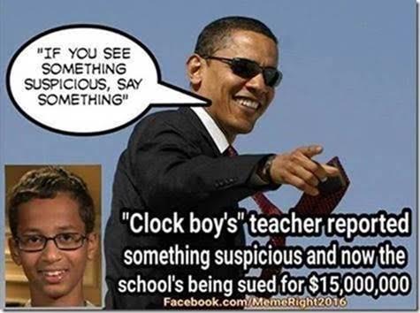 Islam Obama suspicious