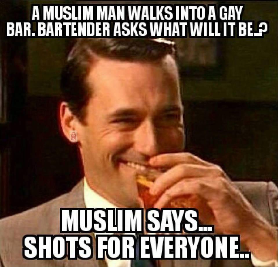 Islam violence