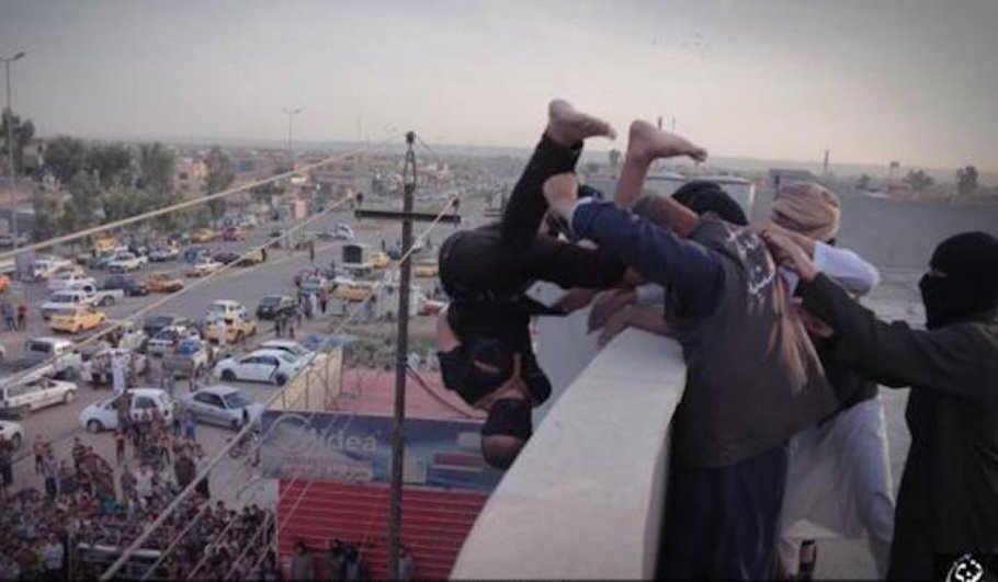 Ninevah Iraq_ISIS_Gay_Execution-October 2015