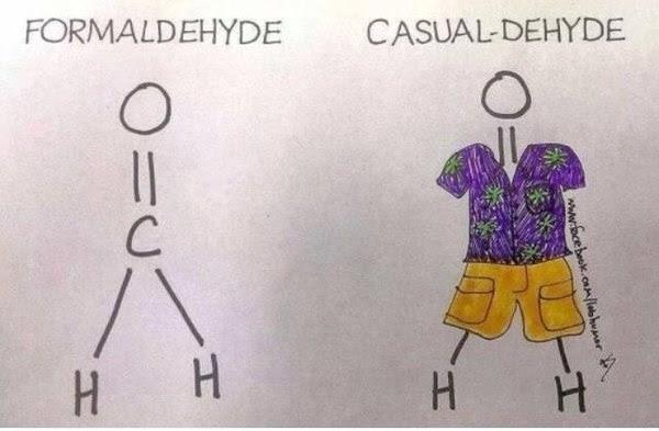 Silly formaldehyde