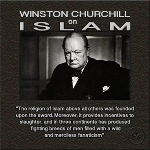 Churchill on Islam