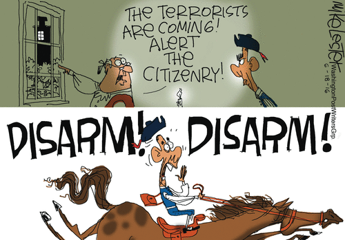 Guns terrorists Obama