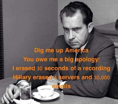 Hillary Nixon was much better