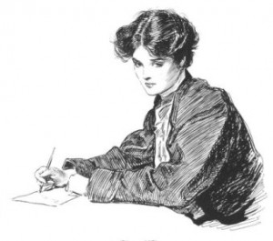 Woman-writing-300x265