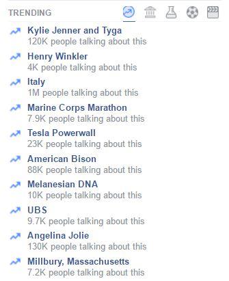 facebook-trending-no-comey-weiner