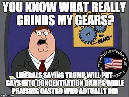 stupid-leftists-praise-castro-fear-trump-concentration-camps